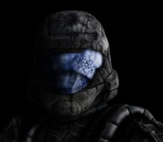 Halo 3 ODST by Darkvibe
