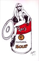Pop Soup by kimlasca
