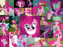 Pinkie Pie Wallpaper by Salohcin-Silverwing