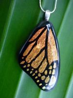 Monarch Butterfly's Wing Fuse by FusedElegance