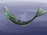 Silver the Fish-Wraith-Whatever by Moonshadow-Phantom