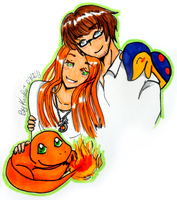 PKMN-BFIRL: Couple by Aonabi