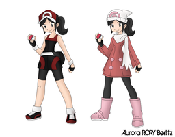 Rory - Pokemon Trainer by girlwonder004