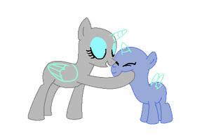 MLP 'You're So Cute!' Base by pinay4life001