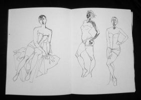 Life Drawing Nico3 by NicolasSiner
