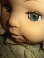 haunted doll by kayne-stock