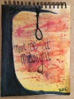 The Hanging Tree by Nat-a-Cat