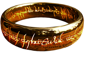 Lord of the rings icon by SlamItIcon