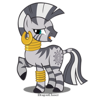 Zecora by DragonChaser123