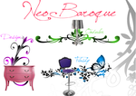 Neo Baroque by me by Glorem
