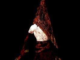 Pyramidhead Re-Rendered by DareDesignStudio