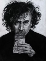 Tim Burton and the Chokolate by heartless-doll