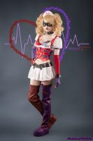Call me Harley, everyone does by Blossom-of-Faelivrin