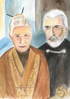 Nu and Dooku by earlybird-obi-wan
