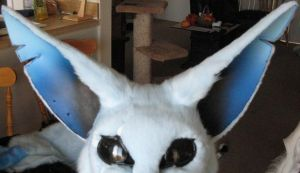 Sky Ears painted by Monoyasha