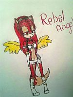Rebel Angel the Fox by Sagethewolf23