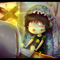 Gamer by Art-Is-My-Oxygen