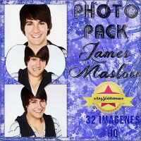 Photopack +James Maslow 33 Imagenes HQ by KazZEditiionss