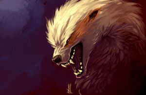 Arcanine by TheRisingSoul