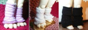 cute legwarmers by patchworkers