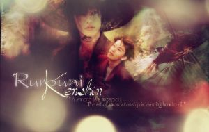 Rurouni Kenshin Wallpaper by ChungLinHo