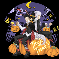 KHR: Trick or Treat? by dayea