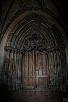 Church gate by minko2312