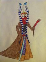 New and Improved Shaak Ti by Shayza100
