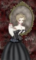 Truth In The Macabre Mirror by willowgothicprincess