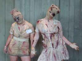 Silent Hill Nurse's 2 by sheen16
