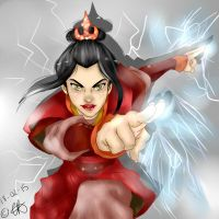 Azula by Liccy
