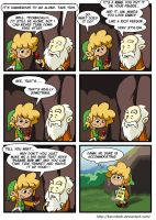 It's Dangerous to Go Alone... by kevinbolk