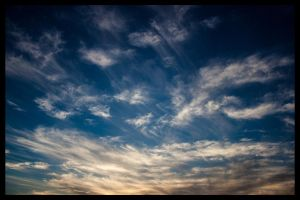Cloudy Sunset by xo-deano-ox
