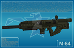 M-64 by MOAB23
