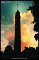 Cairo Tower by ammardesigns