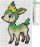585 - Deerling - Summer by Makibird-Stitching