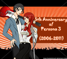 Request - Persona 3 by Soohyons