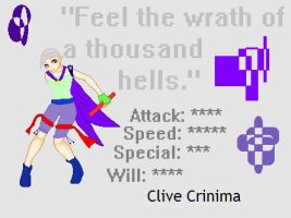 Clive Pixel ID by BlackNightingGale