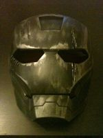 Custom Iron Man Mask by JosephharrisFX