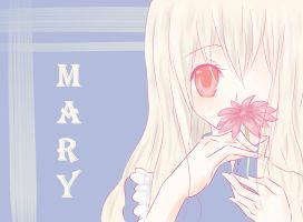 Mary by akunohime01