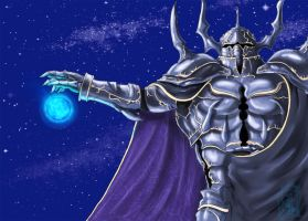 Final Fantasy IV: Golbez by Segnaless