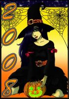 Halloween Witch 2008 by 1amm1