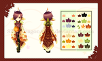 Auction Season Adopt Autumn [CLOSED] PayPal by SilverdragonAmai
