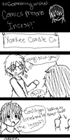 Comic: ...you mean insence? by xxSomethingWicked