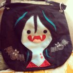 Handmade Marceline Purse by flashparade