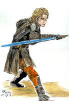Anakin Skywalker by Gremmy-X
