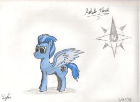 Athalo North (Refrence Sketch) by I-TwistedFury-I