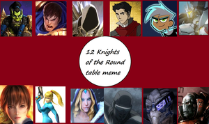 12 Knights Of The Round by userup