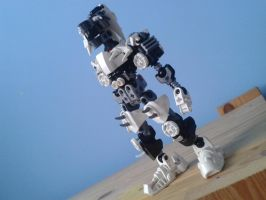 bionicle: the spy by CASETHEFACE