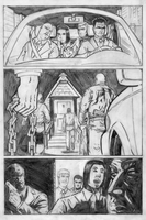 Crucifixion Story, Page 1 by DGanjamie